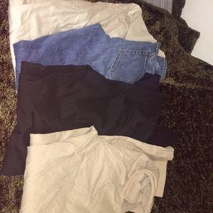 Bundle of 4 pair of Maternity Pants